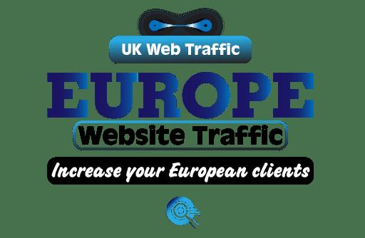 Buy Europe website traffic