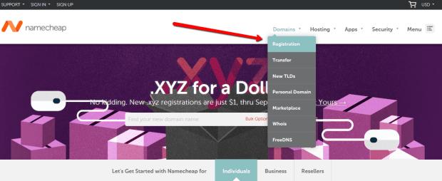 Cara Membeli Domain Di Namecheap Murah Dengan Paypal unverified