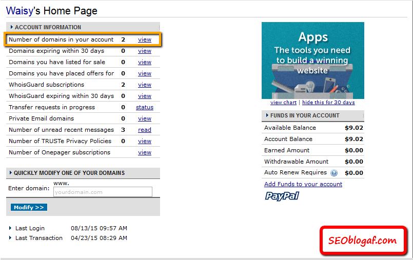 Cara Merubah Domain Blogspot menjadi Com di Namecheap Murah