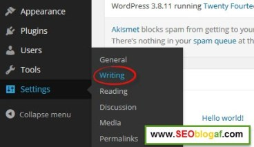 Cara Setting Ping Service di Blog WordPress Agar Cepat Index