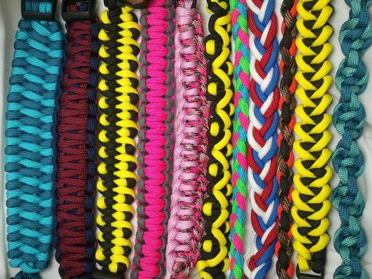 Paracordsurvival Bracelet Multiple Styles And Options