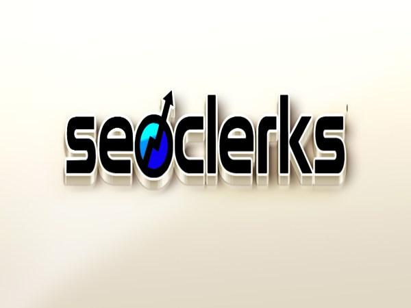 I will design 5, 3D Text Logo for $5 - SEOClerks