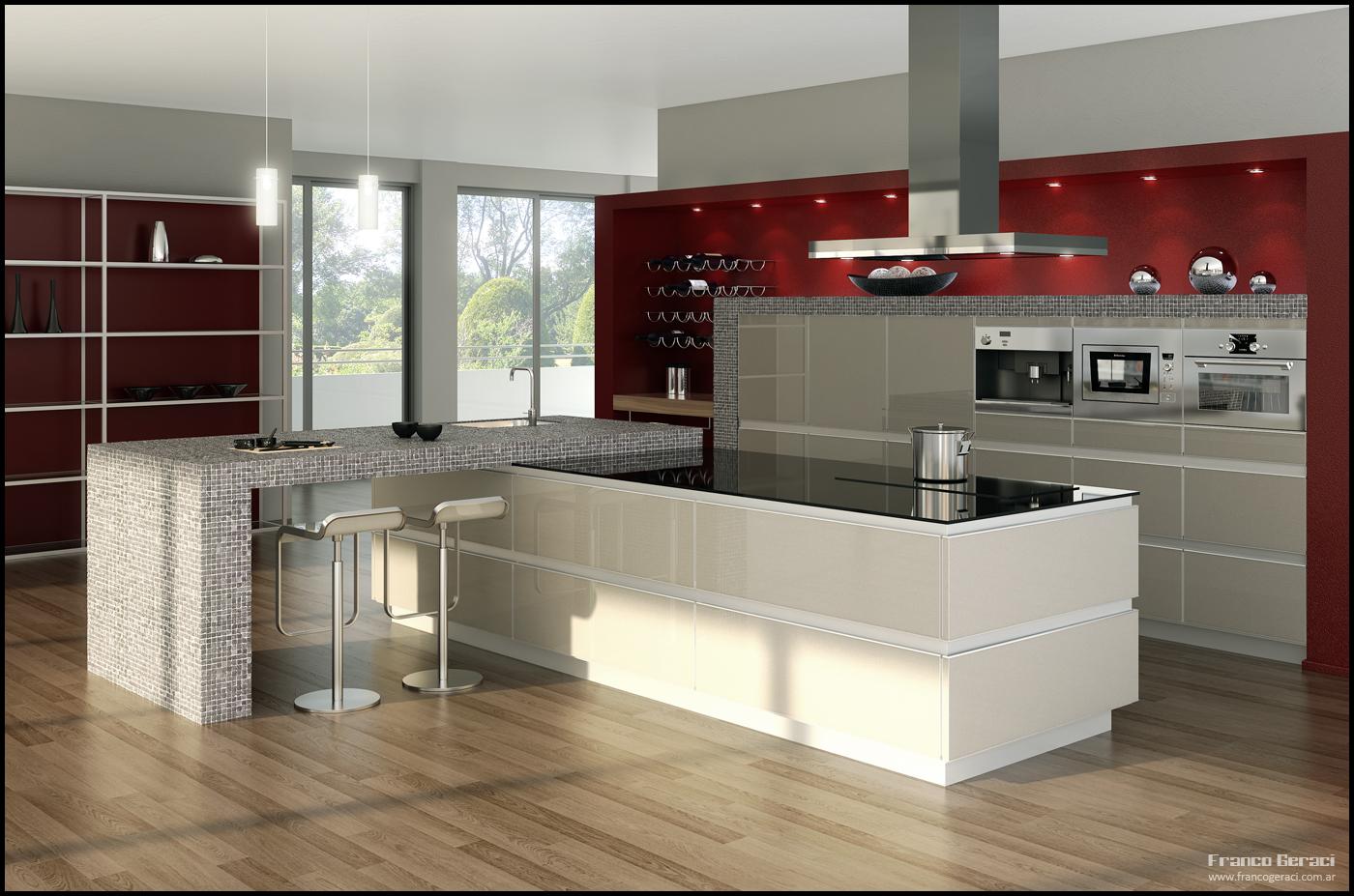Design How 3d Kitchen Make