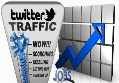 Social Traffic from Twitter
