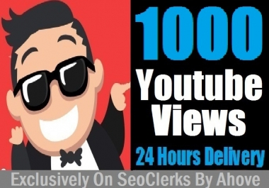 Start Instant 1000 Views In Your Video