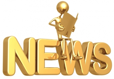 Create 20 High PR press release submissions