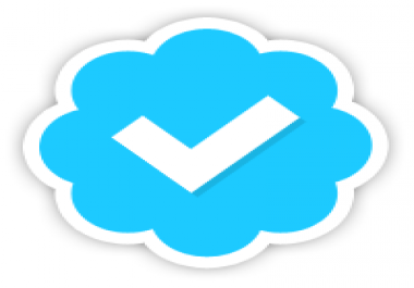 I will follow you from my Verified Twitter Account
