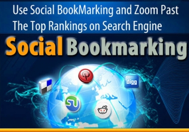 Give you 40 high quality bookmarking links