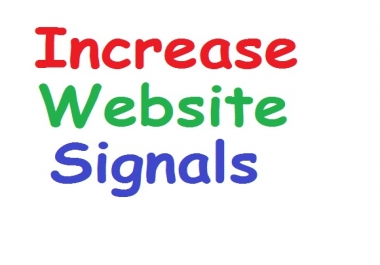 Add 5,000 Social Signals For Website