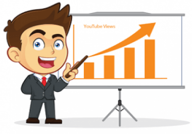 Provide 2000-5000+ Youtube Vieews