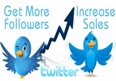 I will show you my twitter marketing strategy to increase sales