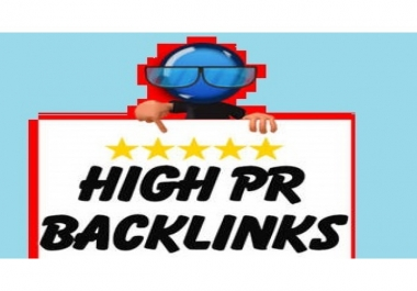 Boost Your Site On Search Engines With 1000 Pr7 To Pr1 HighPr and ActualPr Backlinks