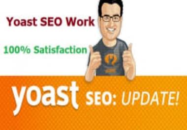 i will provide seo any website at cheap price
