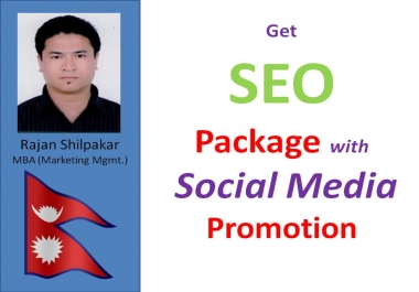 Search Engine Optimization and Social Media Promotion