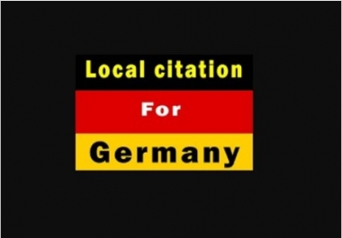 30 Germany Local Citations
