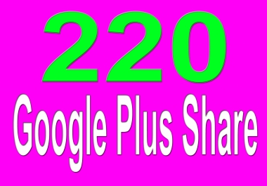 220 google plus share, 2000 linkedin share, 150 pinterest pin Social Signals To Your Website OR Video