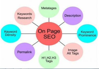 Guaranteed On page SEO Rank Service your site