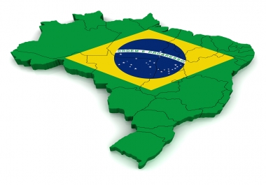 Build your Brazil Business in Google Search engine also Bing, Yahoo top page