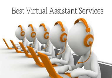 Virtual assistance of any kind