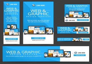 Design Affiliate, Adwords Web Banner Ads Set Within 24h