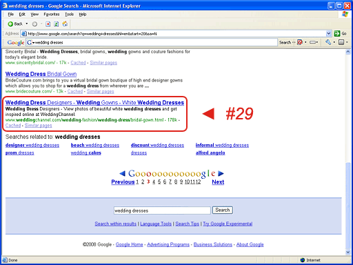 Check Google Ranking Manually