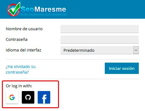 Acceder a Plesk