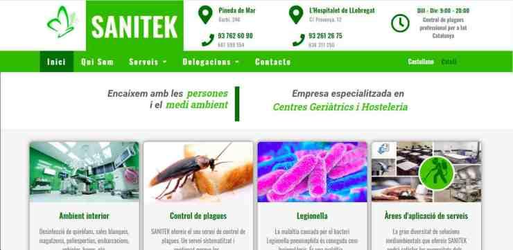 Portfolio Diseño Web