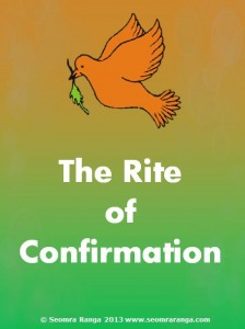 The Rite of Confirmation | Seomra Ranga