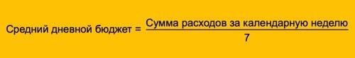Яндекс, Яндекс.Директ, Дневной бюджет