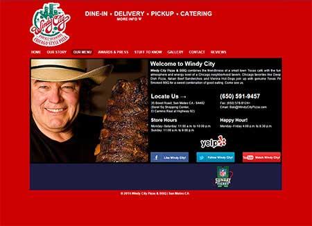 mobile responsive, websites for restaurants, bay area, san francisco, san jose, san ramon