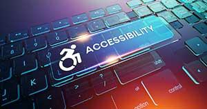 ADA keyboard accessibility
