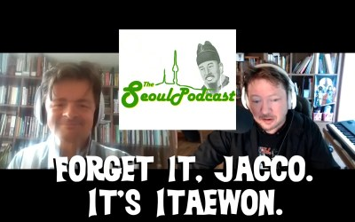 Forget it, Jacco. It's Itaewon.
