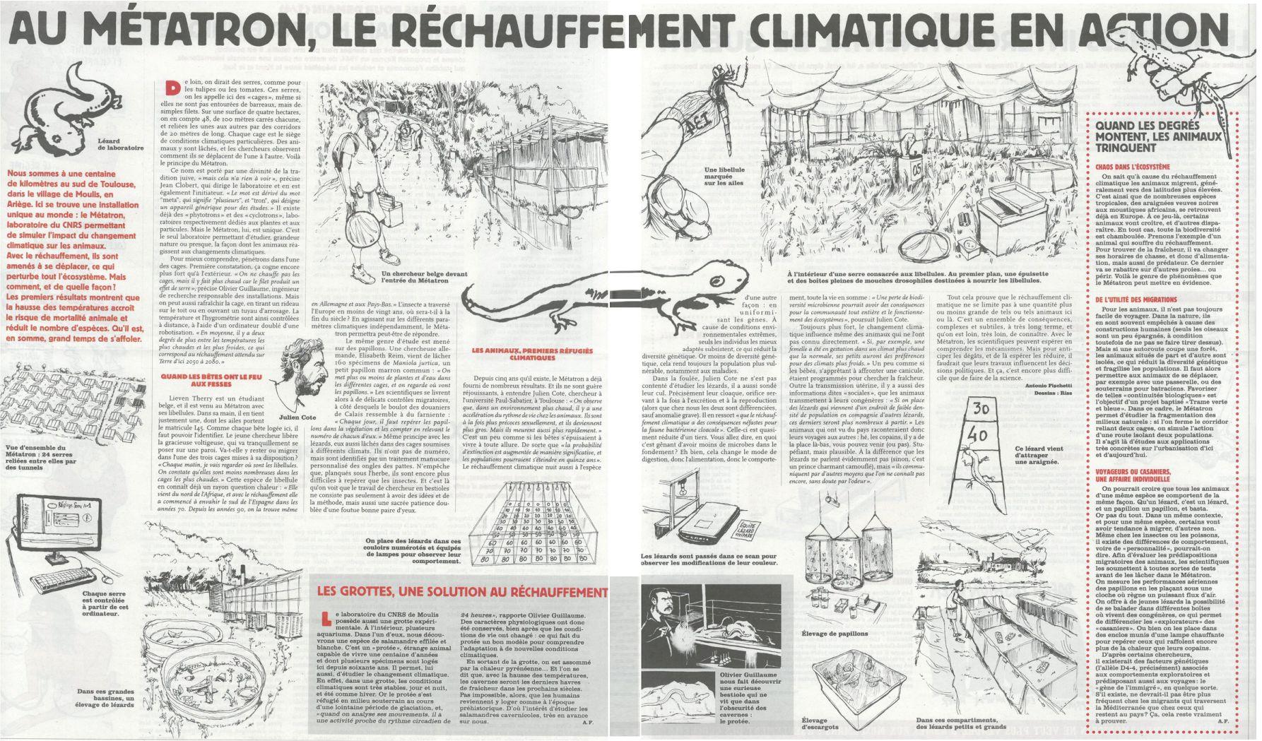 LeRéchauffementClimatiqueEnAction