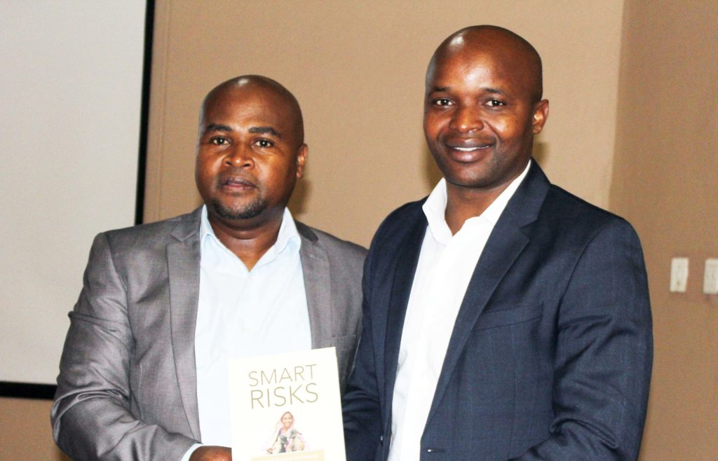 SEPARC partners with author to launch book