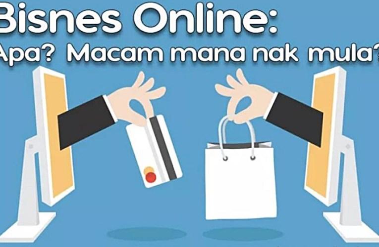 Bisnes Online Satu Pilihan Bijak Atau Pilihan Bila Terdesak?