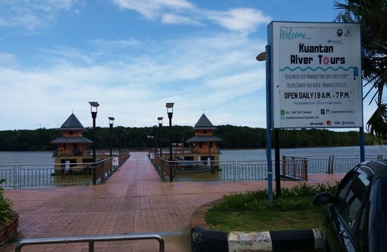 Anda Sendiri Kesan Buaya Liar Sungai Kuantan Dengan Cruise Kuantan River Tours