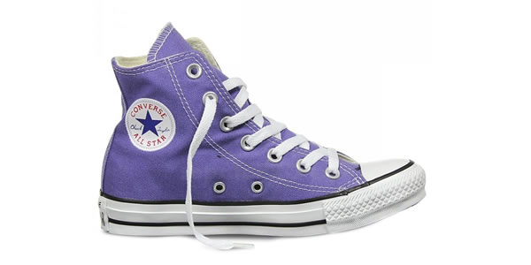 Converse Chuck Taylor All Star Canvas Purple