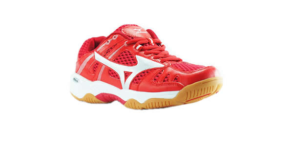 Mizuno Wave Lightning Pro Red