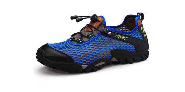 Yinglunqishi Flat Sports Outdoors Hiking Shoes