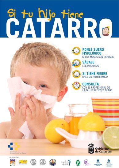 Poster catarro