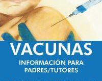VACUNAS: Información para Padres/Tutores