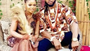 Singer, Flavour Finally open up On Relationship With Chidinma Ekile, Kissing On TV