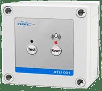 Coffret d'alarme ATU001 à piles