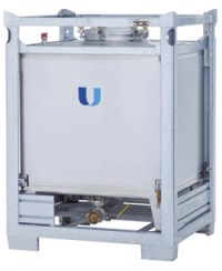 Ucon - IBC Container with Frame