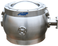 AGP Segmented Ball Valves