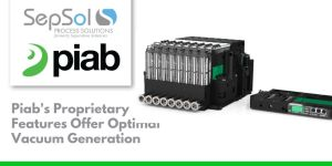 Read more about the article Piab's Proprietary Features Offer Optimal Vacuum Generation