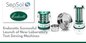 Endecotts Successful Launch of New Laboratory Test Sieving Machines