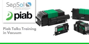 Piab Talks Training in Vacuum