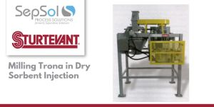 Milling Trona in Dry Sorbent Injection