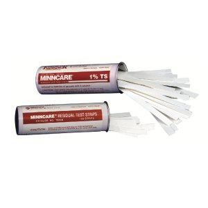 Minncare 1% Test Strips